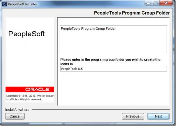 folder query oracle