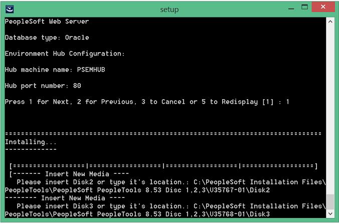 install peopletools 8.53 in windows 8 - 9