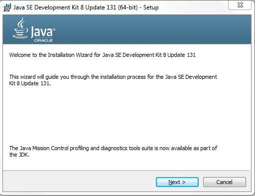 run java installer