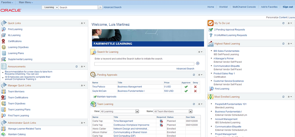 peoplesoft virtual box elm related peopletools deploying login ps installation