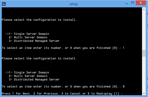 install peopesoft pia in console mode 6