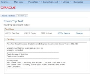 PeopleSoft SES Round Trip Test 3