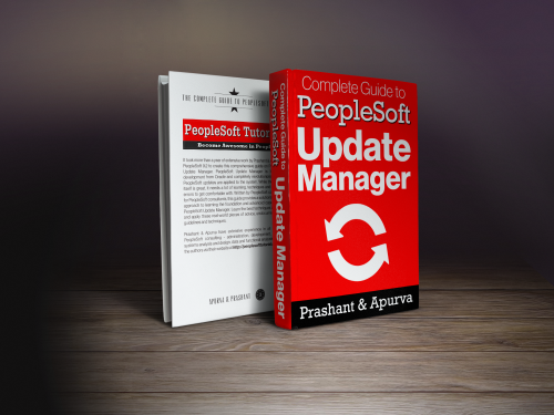 complete guide on peoplesoft update manager 1