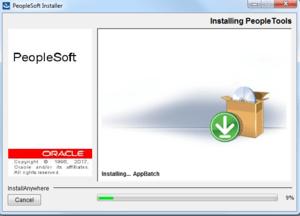 install peopletools 8.56