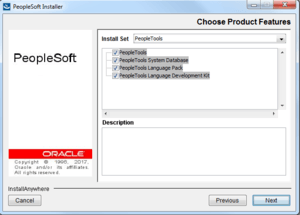 peopletools 8.56 select features